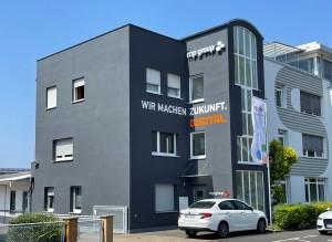 mp group GmbH in Hanau